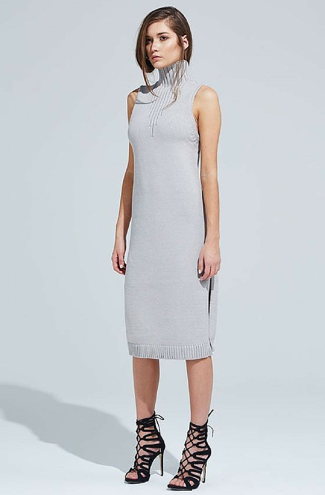 Bridge Knit Dress by Bless'ed Are The Meek - Picpoket