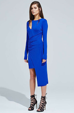 Crossing Dress - Blue