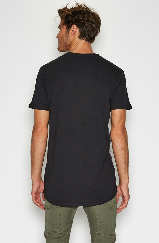 Diamond Cutter Scoop Back T-shirt by Nena & Pasadena - Picpoket