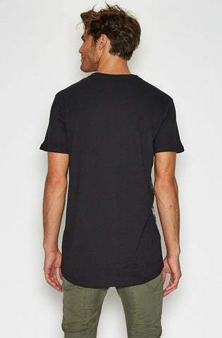 Diamond Cutter Scoop Back T-shirt