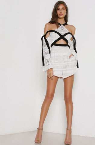 Faithful Playsuit