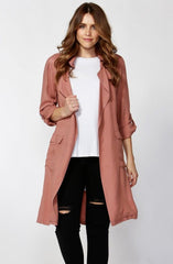 Hailie Longline Trench by SASS - Picpoket