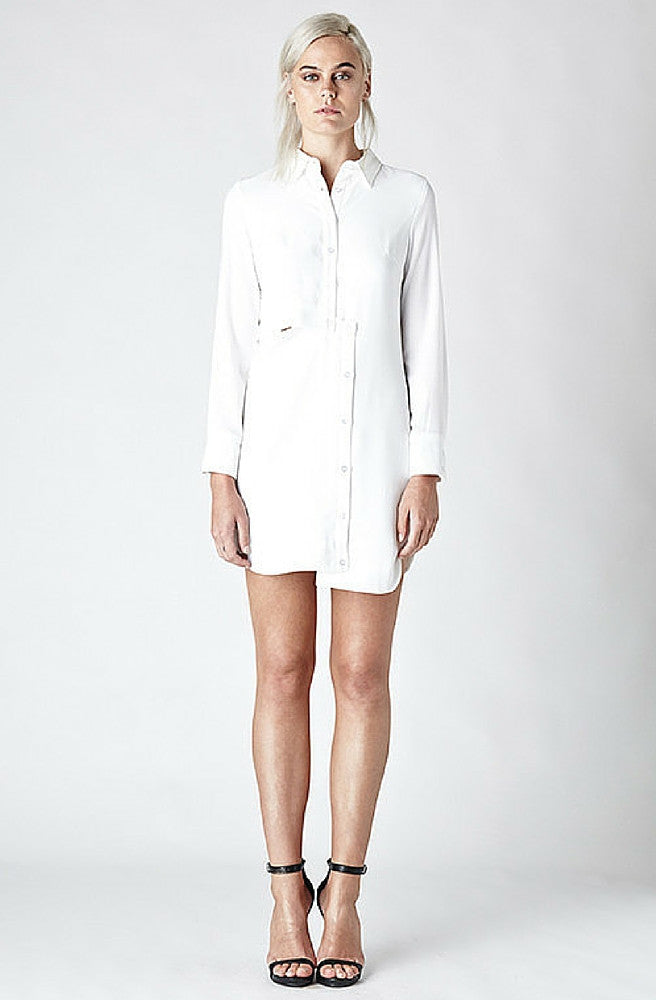 Lincoln Shirt Dress by Ruby Sees All - Picpoket