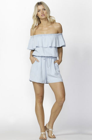Liya Playsuit by SASS - Picpoket