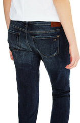Emma - Deep Shaded Tribeca Jeans