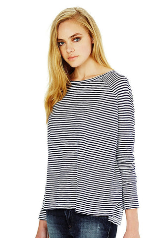 Isha - Stripe Top