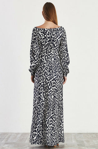 Dazed Dress Leopard