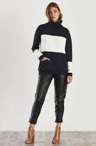Sentimental Roll Neck Sweater