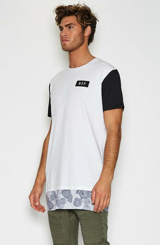 Moonwalk Layered T-shirt
