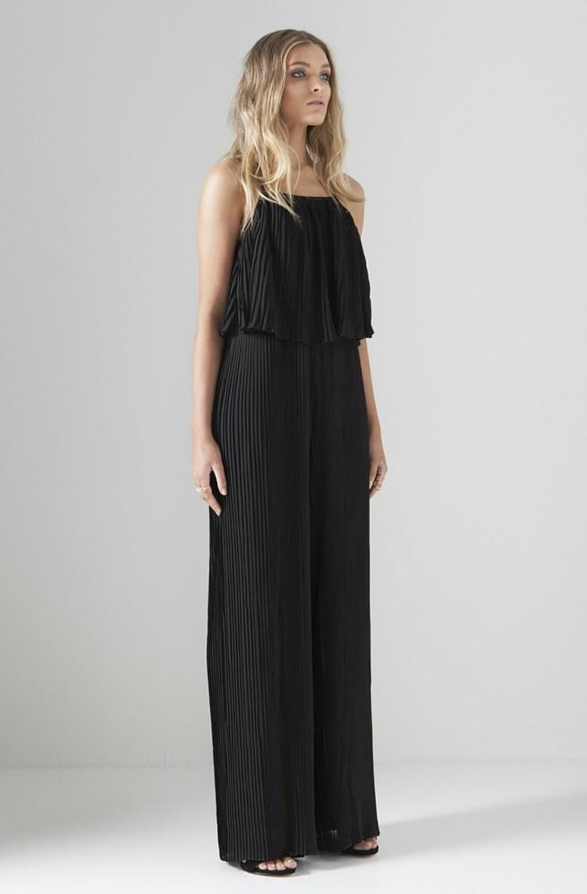 No Sun On The Horizon Jumpsuit by Mossman - Picpoket
