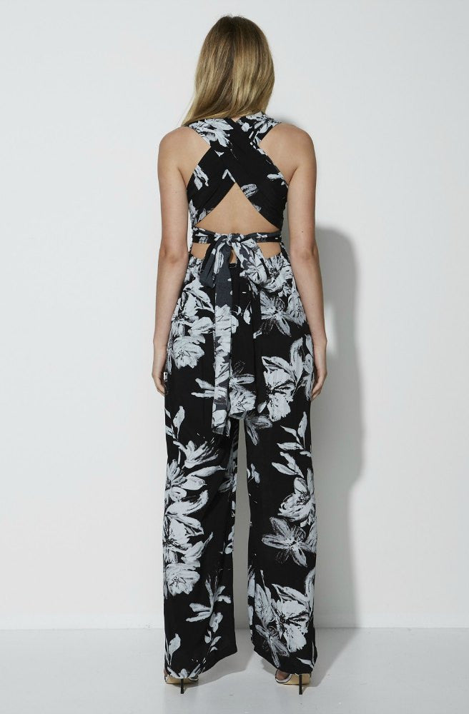 Splendour In The Grass Jumpsuit by Mossman - Picpoket