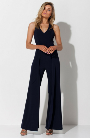 The Casablanca Jumpsuit by Mossman - Picpoket