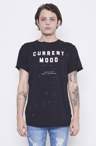 Current Mood T-shirt by Nana Judy - Picpoket