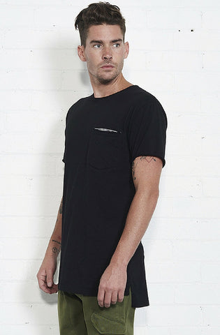 Marine T-Shirt - Black