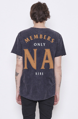 Members Only T-shirt by Nana Judy - Picpoket