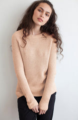 Bryce Fishermans Knit - Beige by Nude Lucy - Picpoket