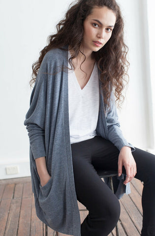 Cumberland Oversized Cardigan by Nude Lucy - Picpoket