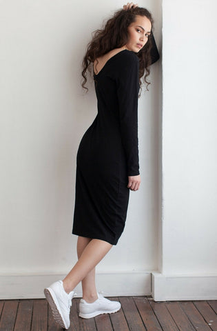 Hinterland Midi Dress by Nude Lucy - Picpoket