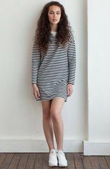 Kakadu Sweatshirt Dress by Nude Lucy - Picpoket