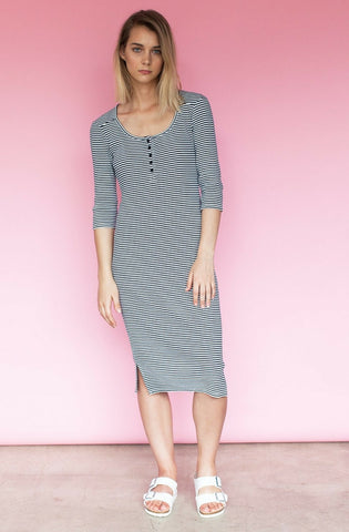 Kari Midi Dress by Nude Lucy - Picpoket