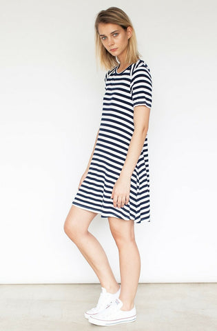 Vilma Yoke Dress by Nude Lucy - Picpoket