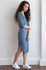 Yukon Midi Dress by Nude Lucy - Picpoket