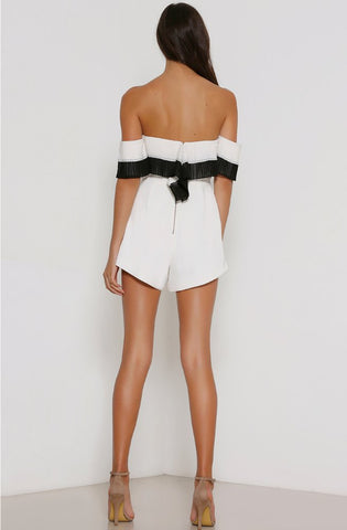 Odette Playsuit
