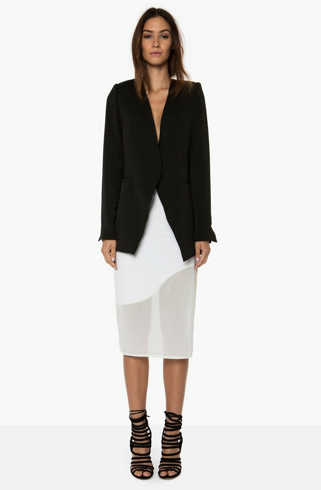 Perspective Blazer - Black by Premonition - Picpoket
