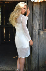 Beam Dress by Bless'ed Are The Meek - Picpoket