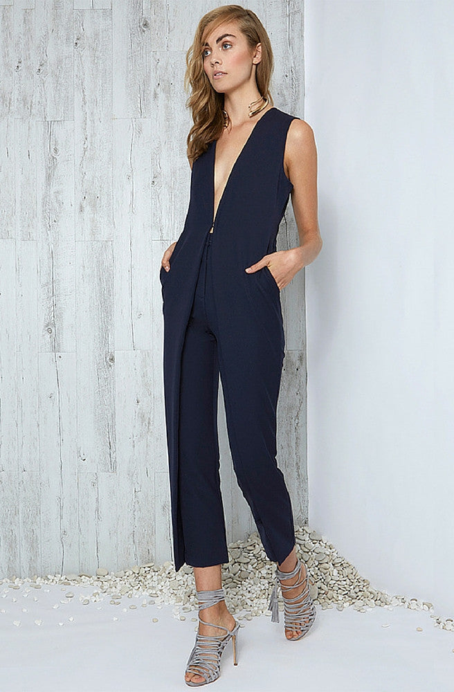 Precipice Jumpsuit by Premonition - Picpoket