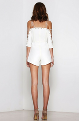Devoted Playsuit by Premonition - Picpoket