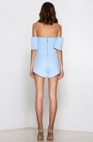 Statuesque Playsuit