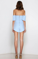 Statuesque Playsuit by Premonition - Picpoket