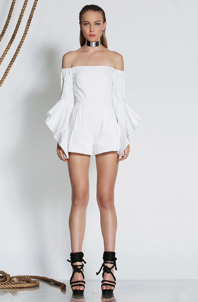 Reign Playsuit by Premonition - Picpoket