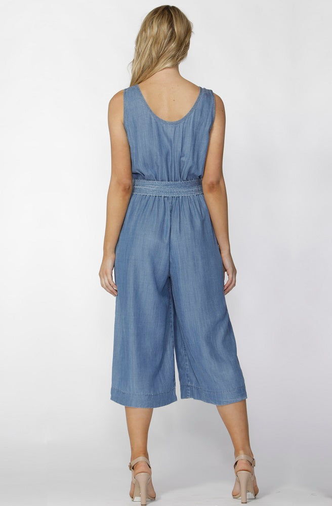 Raffinne Jumpsuit by Fate + Becker - Picpoket