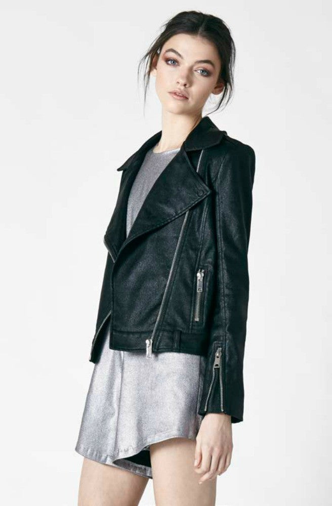 Angels Biker Jacket by Ruby Sees All - Picpoket