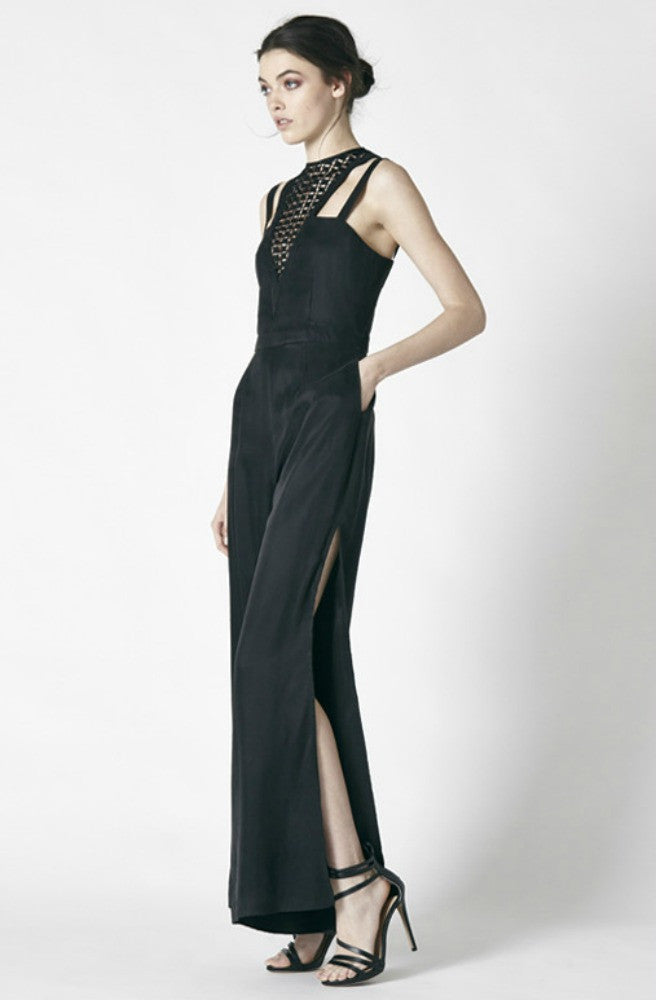 Blackstar Jumpsuit by Ruby Sees All - Picpoket