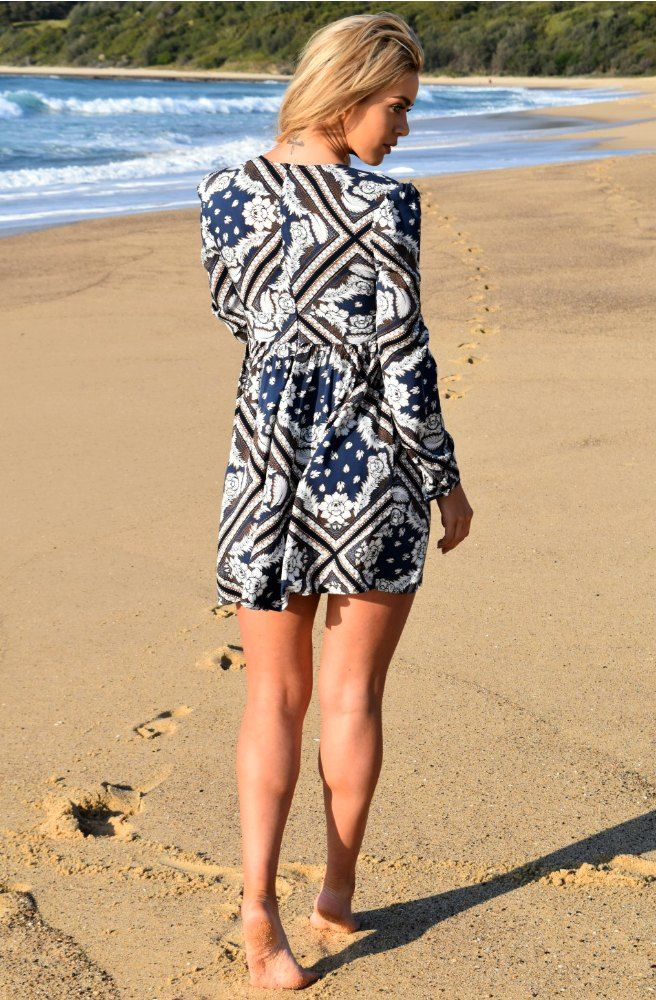Rock The Casbah Dress by Three Of Something - Picpoket