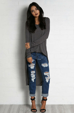 Breakdown Boyfriend Jeans
