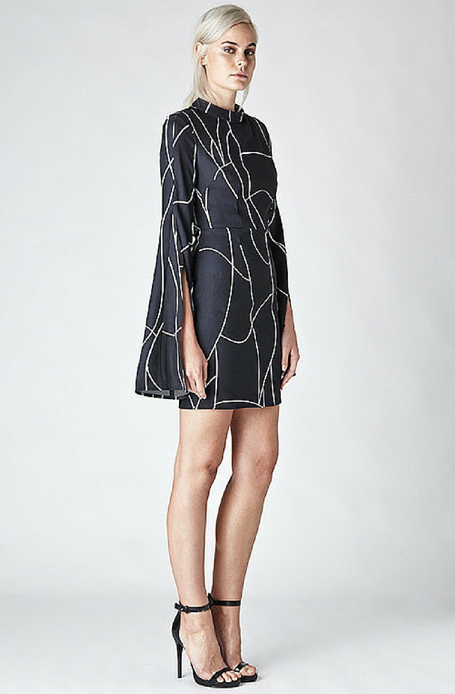 Push Pull Dress by Ruby Sees All - Picpoket