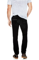 Yves - Coal Black Edge Jeans - Picpoket
