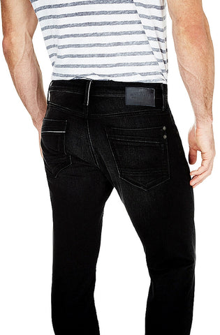 Yves - Coal Black Edge Jeans