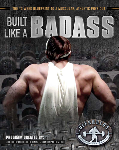 Built like a Badass (Ebook)