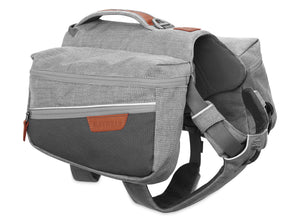 Ruffwear Commuter Dog Backpack Cloudburst Grey