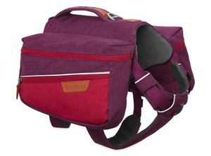 Ruffwear Commuter Dog Backpack in Larkspur Purple