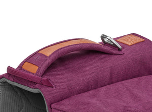 Ruffwear Commuter Dog Backpack Back Handle Close-Up 2