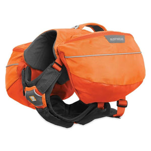 Ruffwear Brush Guard on an Approach Pack