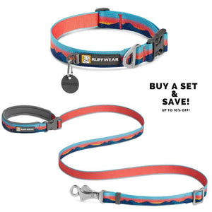 SAVE 10%! New 2020 Crag Collar & Leash - Buy a Matching Set & SAVE