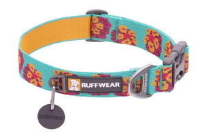 NEW! 2021 Flat Out Dog Collar - Soft & Durable Webbing