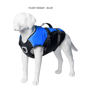 Stunt Puppy Float Doggy in Blue